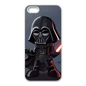 Star Wars funda iPhone 4 4s funda J0B13T6BH caso de la cubierta 8C3KC5 blanco