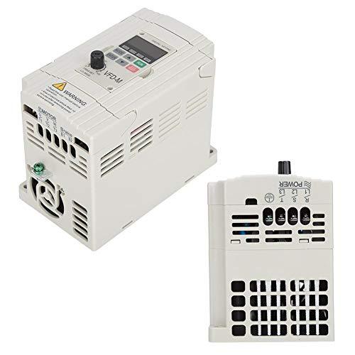 Wechselstrommotor-Antriebsspannung Vektor-Wechselrichter mit einphasiger/dreiphasiger 220-V-PAM-Steuerung(0.4KW)