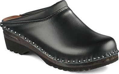 Troentorp Women's Båstad Monet Leather Clog