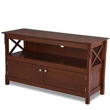 Amazon.com: LordBee - Mueble de televisión moderno con ...