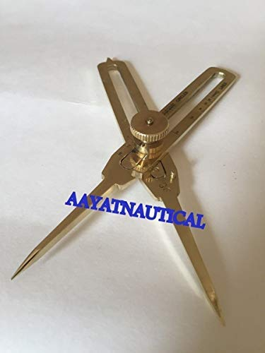 (Solid Brass Divider Drafting Proportional Tool 6