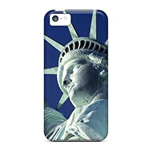 Brian114 New York City At Night 3 Phone the Diy For Iphone 5/5s Case Cover White