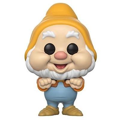 Funko Pop Disney: Snow White - Happy Collectible Vinyl Figure: Funko Pop! Disney:: Toys & Games