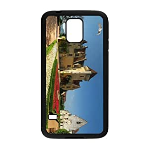 France Castle Hight Quality Case for Samsung Galaxy S5