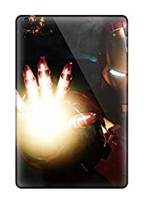 Snap-on Iron Man Case Cover Skin Compatible With Ipad Mini 2 8973025J12182035