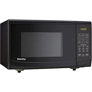 Danby 1.1 cu.ft. Countertop Microwave, Black (B004ZU09QQ) | Amazon price tracker / tracking, Amazon price history charts, Amazon price watches, Amazon price drop alerts