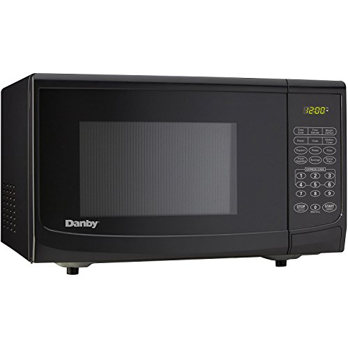 Danby cu ft Countertop Microwave Black