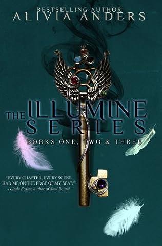 book cover of The Illumine Books 1-3