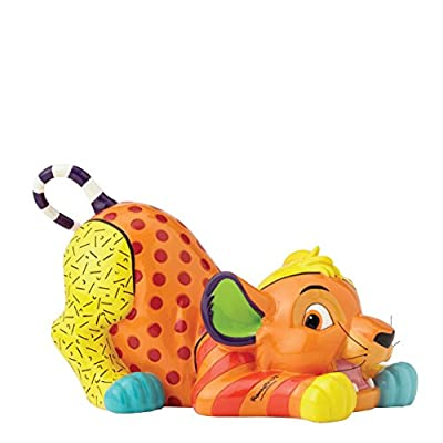 Disney by Britto The Lion King Simba Stone Resin Figurine