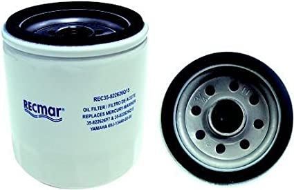Amazon com: OIL FILTER FOR YAMAHA OUTBOARD 150 200 225 250