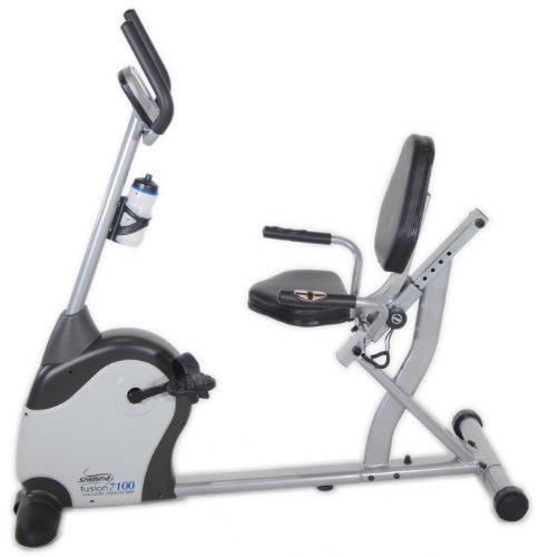 Stamina 7100 Magnetic Fusion Recumbent Exercise Bike Stamina