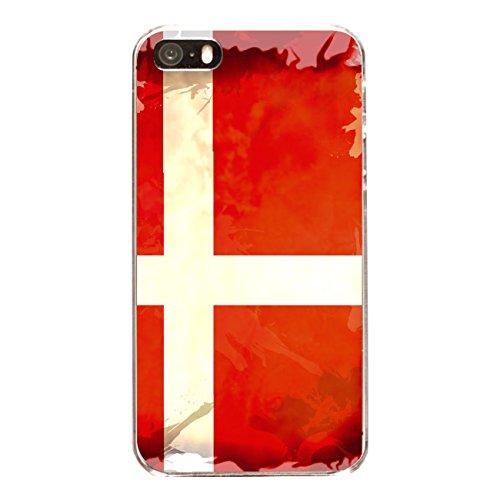 "Disagu Design Case Coque pour Apple iPhone 5 Housse etui coque pochette ""Dänemark"""