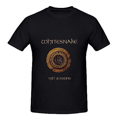 whitesnake-1987-versions-hits-men-round-neck-diy-shirts