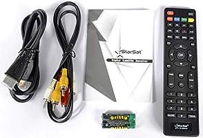 Starsat SR-9990HD Satellite Receiver: Amazon com: abooabbas