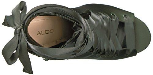 Khaki Aldo Rosamilia Ankle Bootie Women's HqHrOIfwA