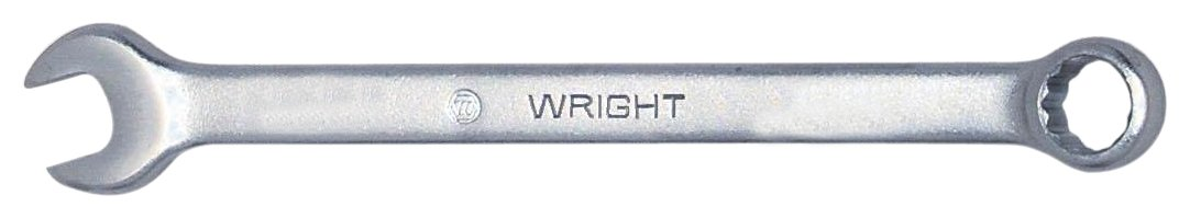 Wright Tool 11130 15//16-Inch Combination Wrench 12-Point Flat Stem