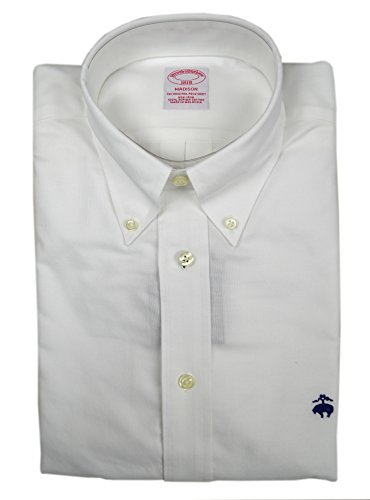Brooks Brothers Men's Madison Fit Supima Cotton The Original Polo Shirt White XX-Large from Brooks Brothers