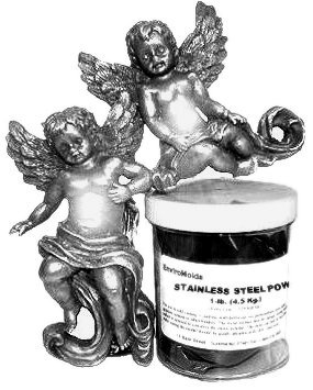 (Stainless Steel Powder 325-mesh 1-lb)