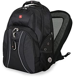 Amazon.com: SwissGear ScanSmart Laptop Backpack (Blue): Computers ...