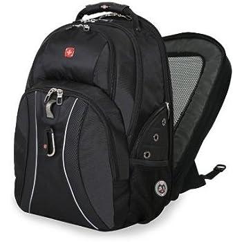 Amazon.com: SwissGear ScanSmart Laptop Backpack - Black: Computers ...