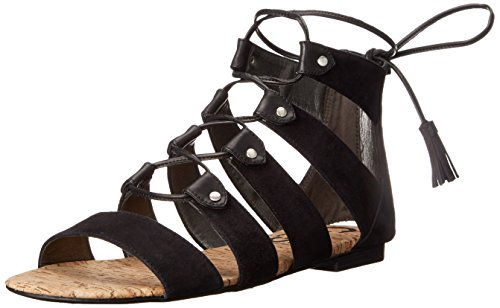 Sandal Women's Circus Edelman Black Dress Sam by Gibson 6nYRFU