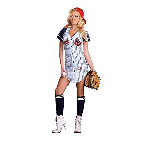 Sexy Grand Slam Costumes - Grand Slam Adult Costume -