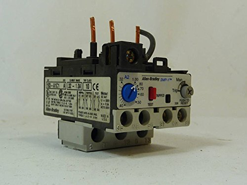 (ALLEN BRADLEY 193-A1C1 (Obsolete), Overload Relay.32-1AMP, BI-Metallic, 600vac max .32-1AMP BI-Metallic)