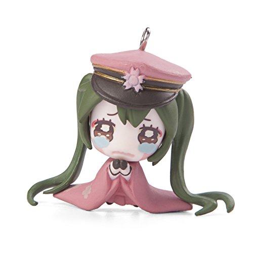 (Vocaloid Hatsune Miku Senbonzakura Sad Miku Vol.2 PVC Figure Keychain)