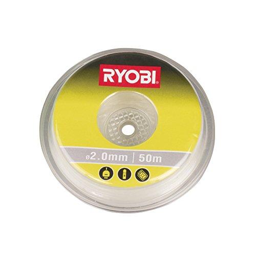 50/m x 2.0/mm Ryobi Rac103/ligne de coupe