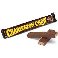 Charleston Chew Chocolate Std Size 1.88-Ounce 24 Units, 1.28-Kilogram