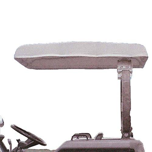 トラピー TP-75 角パイプサイズ75×45mm トラクター用日除け 三洋 オK代不 B072Q1B8NZ
