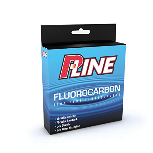 P-Line Soft Fluorocarbon Filler Spool (250-Yard, 15-Pound)