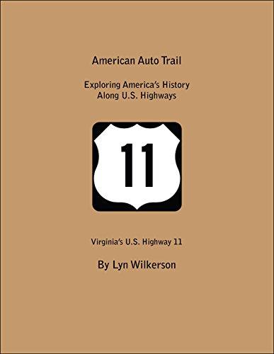 American Auto Trail-Virginia's U.S. Highway 11 (American Auto Trails)