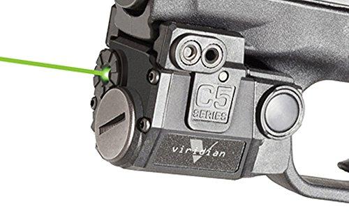 Viridian C-5 Series Universal Sub-Compact, Green by VRDN