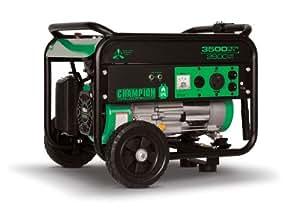 Champion Power Equipment 76530, 2800 Running Watts/3500 Starting Watts, Dual Fuel Powered Portable Generator