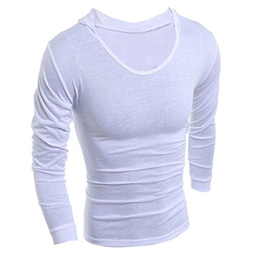 Man Camicia maniche Alcyoneus a lunghe White Medium Iw0qp8fx