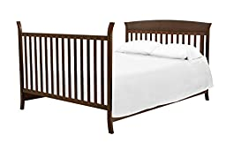 DaVinci Twin/Full Size Bed Conversion Kit, Espresso