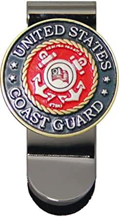 United States Coast Guard Money Clip