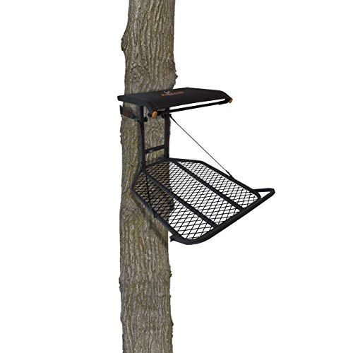 GSM Outdoors Big Game Captain XL Hang On Treestand