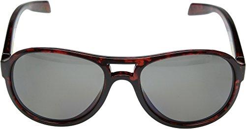 Native Eyewear Unisex Chilkat Maple Tort One Size by Native Eyewear (Image #1)