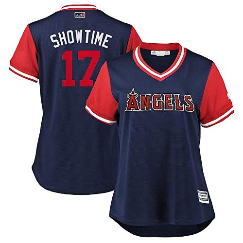 Majestic Los Majestic Shohei Jersey Ohtani Showtime Los Angeles Angels Cool Women's Navy/Red 2018 Players' Weekend Cool Base Jersey スポーツ用品【並行輸入品】 XXL B07GFRHSJC, blancdejuillet ブランドジュリエ:cd5495f5 --- cgt-tbc.fr
