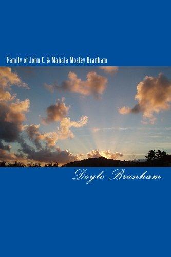 Download Family of John C. & Mahala Mosley Branham PDF