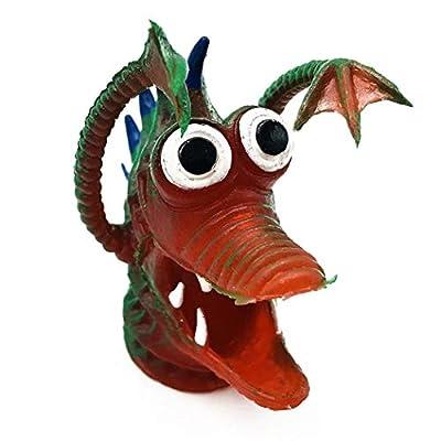 5PCS Finger Puppet Creative Artificial Finger Monster Finger Toy for Kids: Everything Else