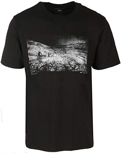 Spacecraft X Paris Gore Winters Bone T-Shirt Black Mens Sz L