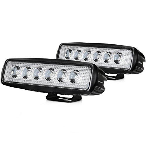 Clear Led Backup Lights - 8
