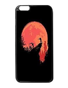 Last Stand Durable Hard Unique Case For iPhone 5 5S - Black Case