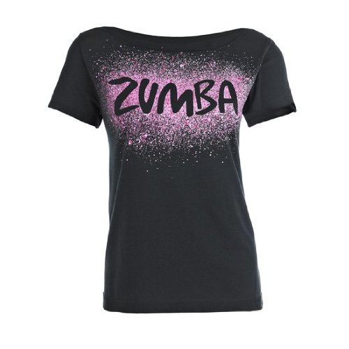 Zumba Fitness Damen T-Shirt
