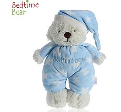 Sun Glower Comforter Toys Toalla de Algodón Toalla de Mano Suave Mano de Oso de Felpa Corta Puppet_Blue: Amazon.es: Juguetes y juegos