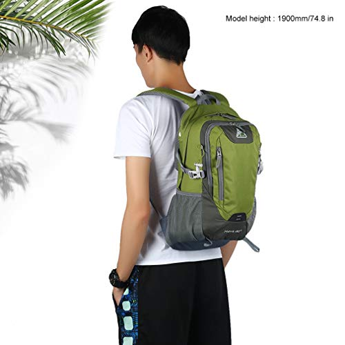 YTYC KIMLEE Male Female Outdoor Travel Bag Waterproof Mountaineering Backpack by YTYC (Image #5)