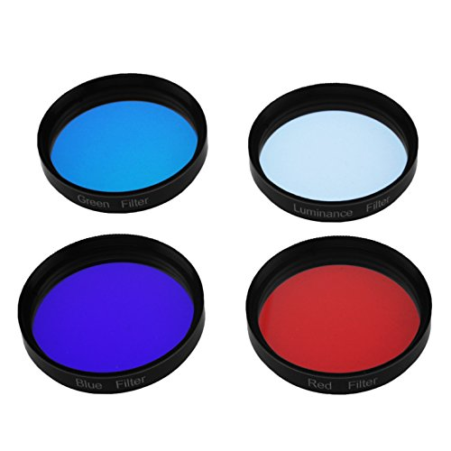 Astromania Telescope LRGB 2 Inch Filter Set